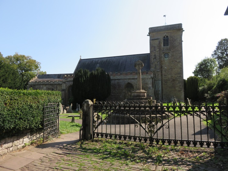 St. Mary's Church, Henbury
