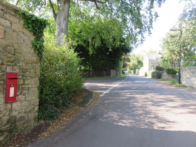 Climbing Grove Road