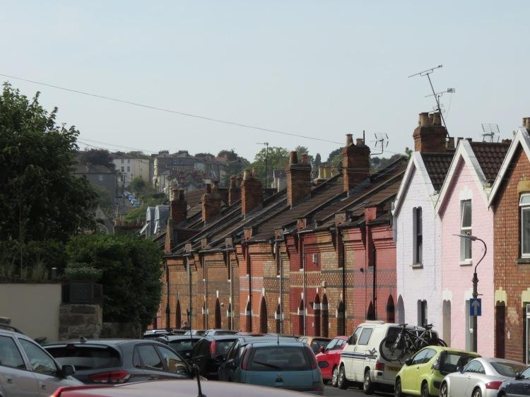 Unusual homes at North Road