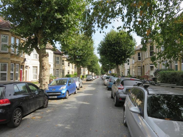 Sefton Park Road, Ashley Down