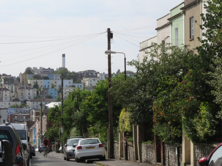 Descending Richmond Road