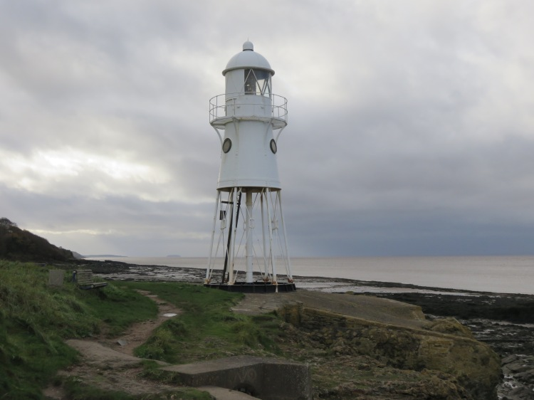 Black Nore Point lighthouse