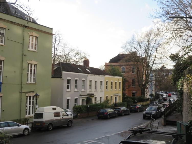 Cornwallis Crescent, Clifton