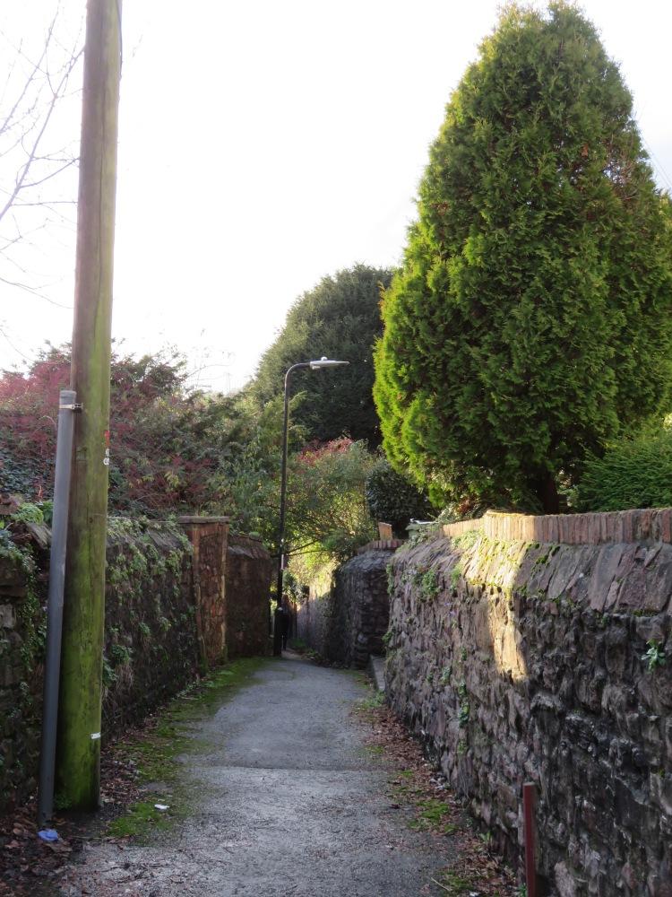 Hinton Lane, Hotwells