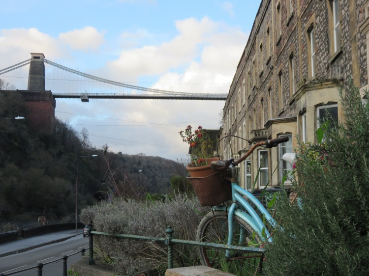 The Avon Gorge at Hotwell Road