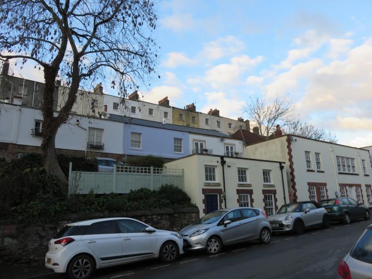 Layers of development at Princess Victoria Street