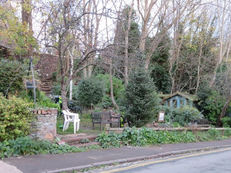 Cliftonwood Community Garden