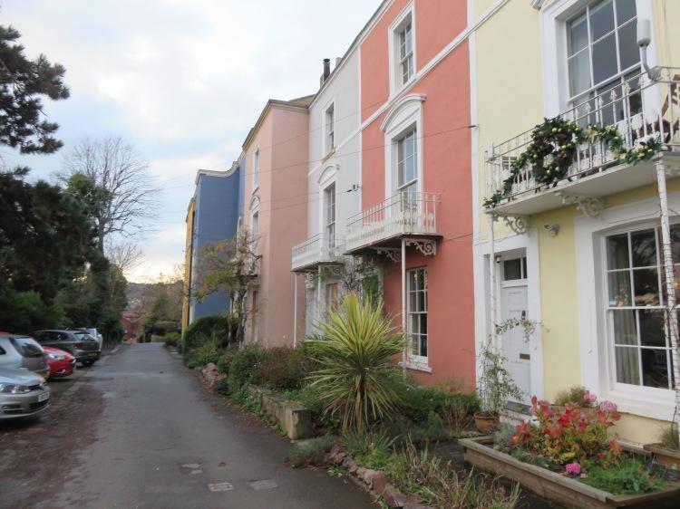 Cliftonwood Terrace (diversion route)