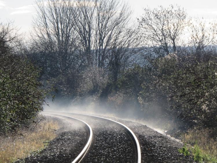 Steam on the Severn Beach Line