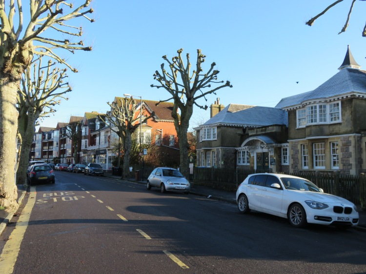 Station Road, Shirehampton