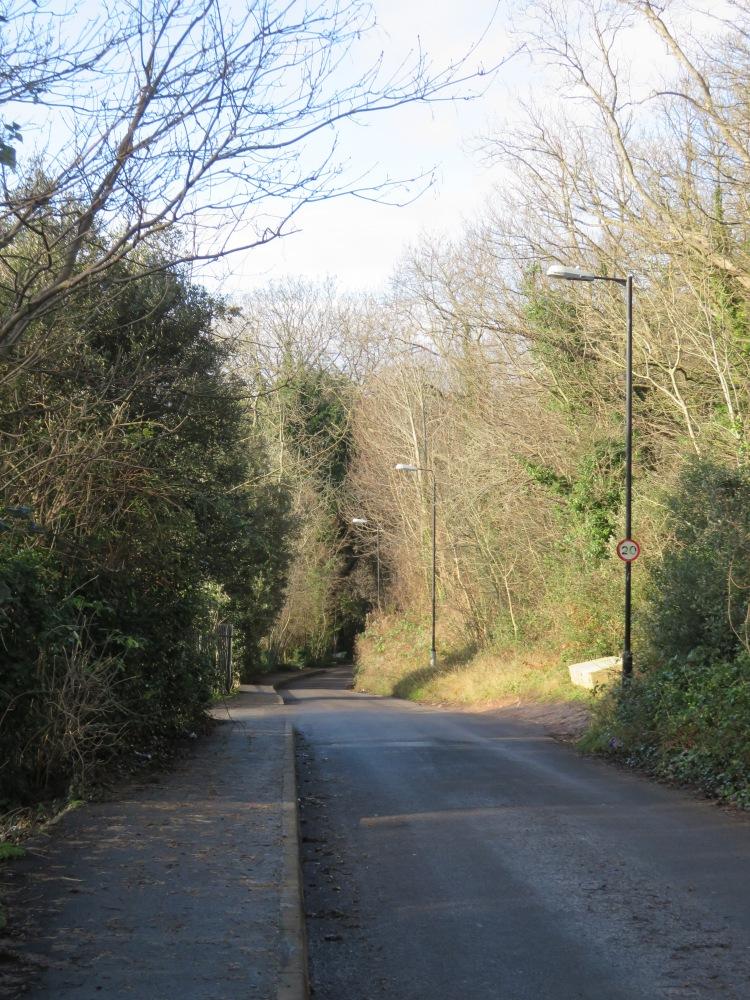 Penpole Lane, Shirehampton