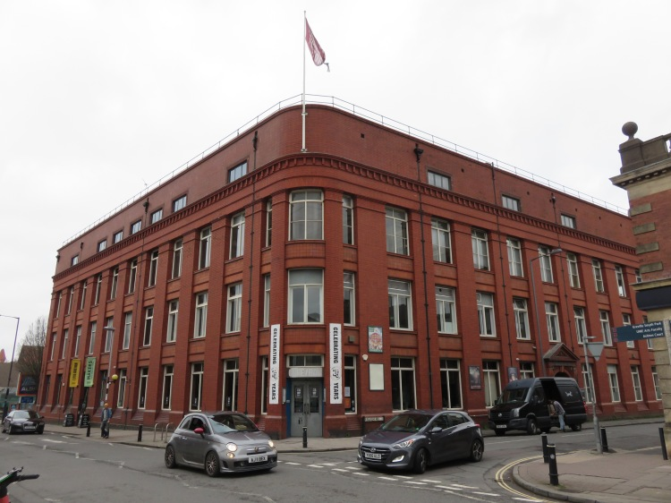 The Tobacco Factory, North Street