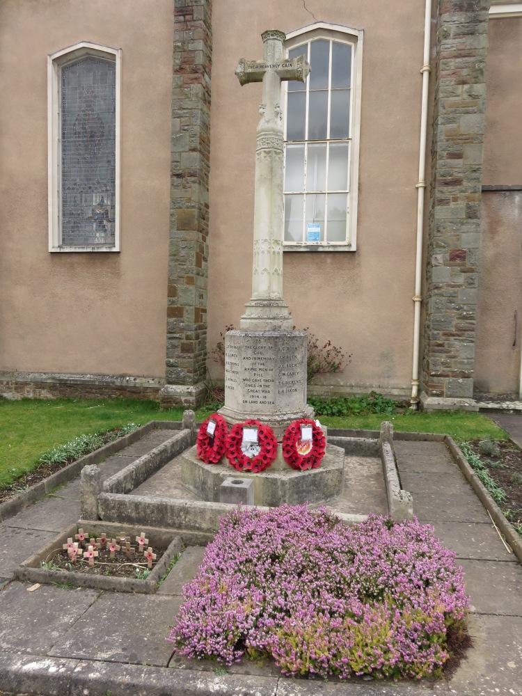 Christ Church war memorial
