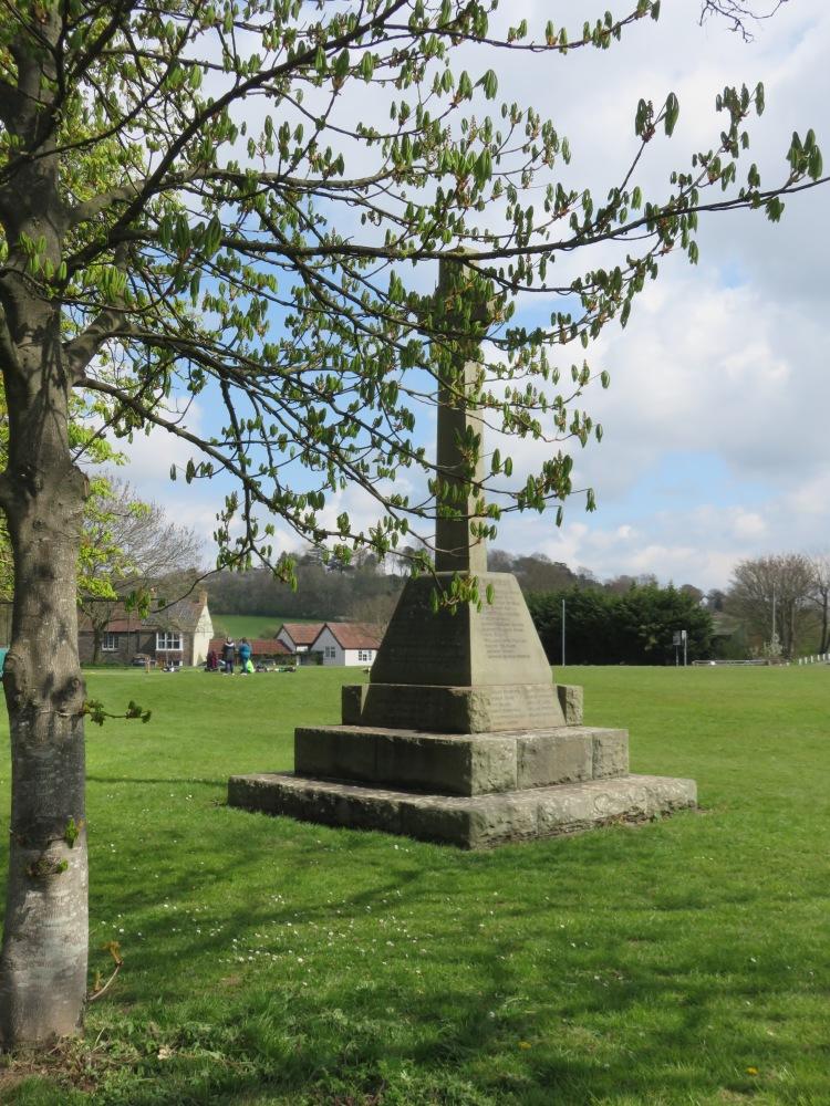 Whiteshill Common war memorial