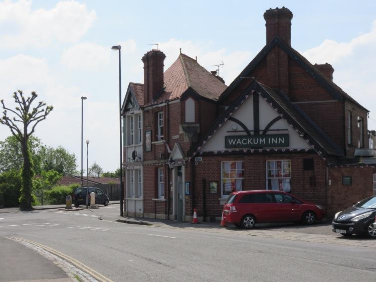The Wackum Inn, Whitehall Road