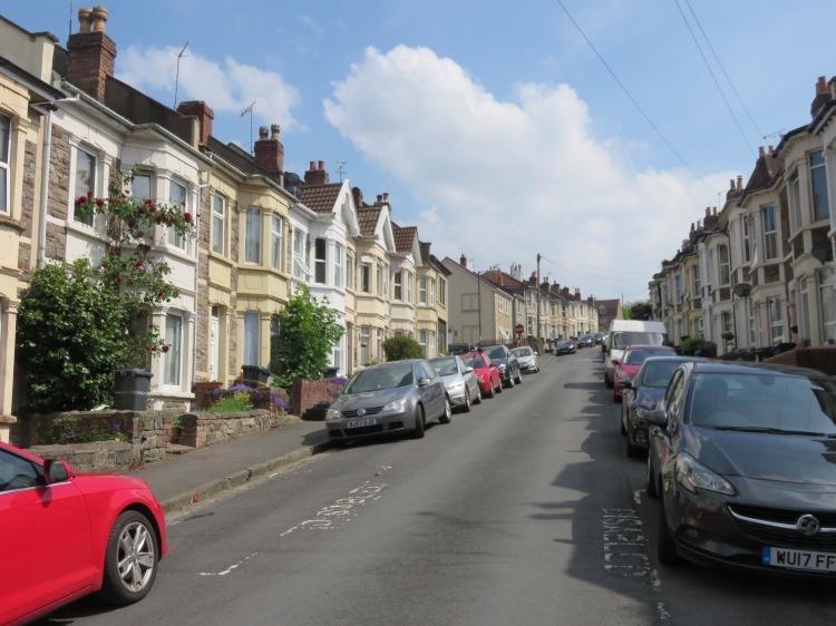 Clouds Hill Avenue, St. George